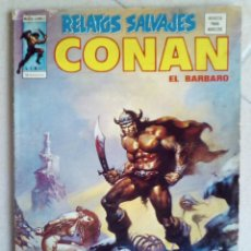Cómics: RELATOS SALVAJES VOL 1 NUMERO 37 CONAN. Lote 119540975