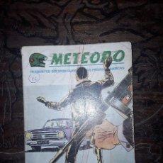 Cómics: METEORO Nº 10 VERTICE TACO-. Lote 119695499