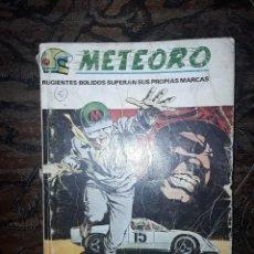 Cómics: METEORO Nº 5 VERTICE TACO-DEFECTUOSO-1972. Lote 119711207