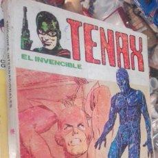 Cómics: TENAX EL INVENCIBLE VOL 1 TACO Nº 5. LA MANO NEGRA ATACA. VERTICE. Lote 119861499