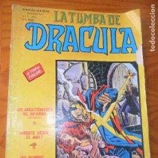 Cómics: LA TUMBA DE DRACULA, ESCALOFRIO PRESENTA V.2 Nº 4 - VERTICE . Lote 119875855
