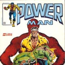 Cómics: 2 COMICS POWER MAN Nº 9 Nº 10 VERTICE SURCO NUEVOS 1983. Lote 119940723