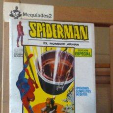 Cómics: SPIDERMAN Nº 25 (VERTICE TACO, COMPLETO) . Lote 119972731