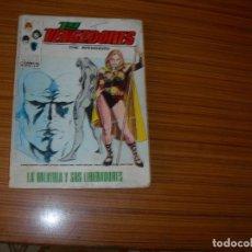Cómics: LOS VENGADORES Nº 6 EDITA VERTICE. Lote 119974431