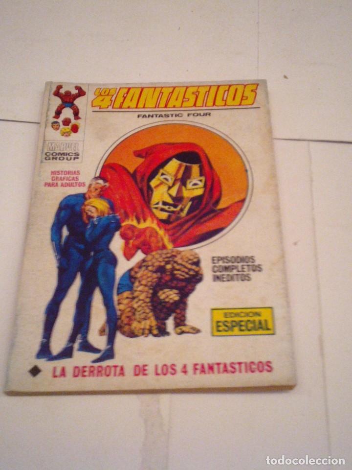 LOS 4 FANTASTICOS - VERTICE - VOLUMEN 1 - NUMERO 28 - BUEN ESTADO - CJ 104 - GORBAUD (Tebeos y Comics - Vértice - 4 Fantásticos)