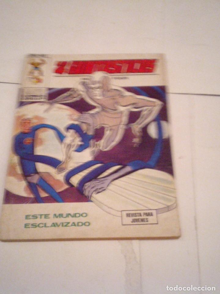 LOS 4 FANTASTICOS - VERTICE - VOLUMEN 1 - NUMERO 61 - MUY BUEN ESTADO - CJ 104 - GORBAUD (Tebeos y Comics - Vértice - 4 Fantásticos)