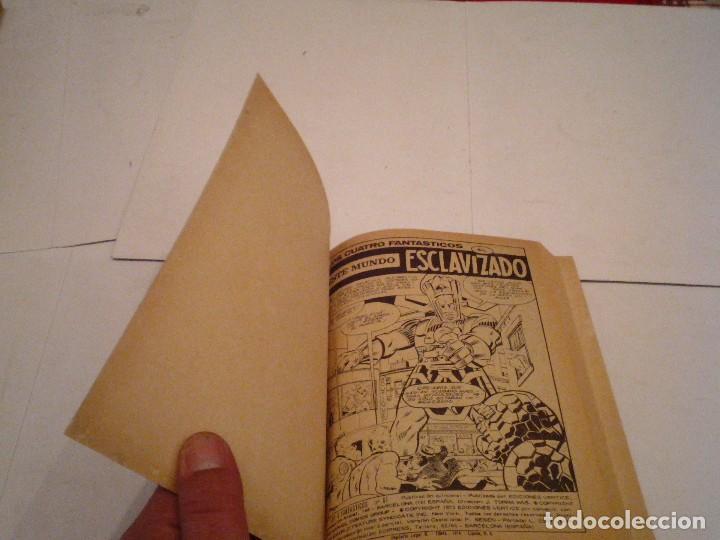 Cómics: LOS 4 FANTASTICOS - VERTICE - VOLUMEN 1 - NUMERO 61 - MUY BUEN ESTADO - CJ 104 - GORBAUD - Foto 2 - 120013795
