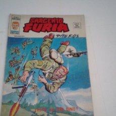 Cómics: SARGENTO FURIA - VERTICE - VOLUMEN 2 - NUMERO 27 - CJ 86 - GORBAUD. Lote 120137575