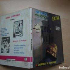 Cómics: MAX AUDAZ - NÚMERO 18 - FORMATO TACO - VERTICE - BUEN ESTADO. Lote 120146731