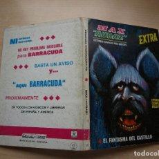 Cómics: MAX AUDAZ - NÚMERO 11 - FORMATO TACO - VERTICE - BUEN ESTADO. Lote 120146963