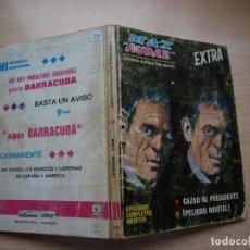 Cómics: MAX AUDAZ - NÚMERO 10 - FORMATO TACO - VERTICE - BUEN ESTADO. Lote 120147003