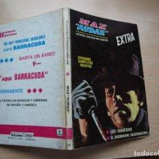 Cómics: MAX AUDAZ - NÚMERO 9 - FORMATO TACO - VERTICE - BUEN ESTADO. Lote 120147051