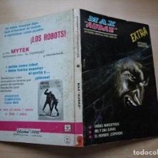 Cómics: MAX AUDAZ - NÚMERO 6 - FORMATO TACO - VERTICE - BUEN ESTADO. Lote 120147167
