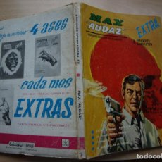 Cómics: MAX AUDAZ - NÚMERO 1 - FORMATO TACO - VERTICE - BUEN ESTADO . Lote 120147451