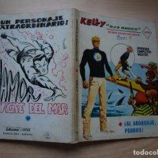 Cómics: KELLY OJO MAGICO - NÚMERO 18 - FORMATO TACO - VERTICE - BUEN ESTADO . Lote 120148151