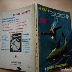 Cómics: KELLY OJO MAGICO - NÚMERO 17 - FORMATO TACO - VERTICE - BUEN ESTADO . Lote 120148187