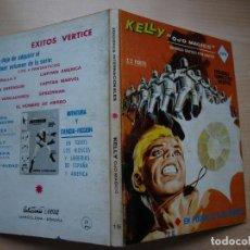 Cómics: KELLY OJO MAGICO - NÚMERO 15 - FORMATO TACO - VERTICE - BUEN ESTADO . Lote 120148267