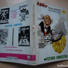 Cómics: KELLY OJO MAGICO - NÚMERO 14 - FORMATO TACO - VERTICE - BUEN ESTADO . Lote 120148279