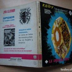 Cómics: KELLY OJO MAGICO - NÚMERO 7 - FORMATO TACO - VERTICE - BUEN ESTADO. Lote 120148579
