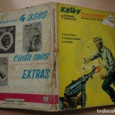 Cómics: KELLY OJO MAGICO - NÚMERO 1 - FORMATO TACO - VERTICE - BUEN ESTADO. Lote 120148623