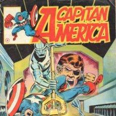 Cómics: CAPITAN AMERICA Nº 7 - DEVASTACION (SURCO, 1977). Lote 120472507