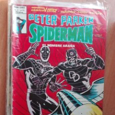 Cómics: LOTE DE 7 COMICS PETER PARKER SPIDERMAN VOLUMEN 1.NUMEROS 7,11,12,14,15,16 Y 17. Lote 120476323