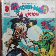 Cómics: SPIDERMAN Y LA VISION VOLUMEN 2 NUMERO 48. Lote 120478579