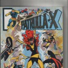 Cómics: LA PATRULLA X-SURCO-AÑO 1979-COLOR-RETAPADO DE 5Nº-TOMO1-Nº 1 AL 5. Lote 120494427
