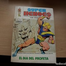 Cómics: SUPER HEROES - COLECCION COMPLETA A FALTA DEL NÚMERO 8 - FORMATO TACO - VERTICE. Lote 120567539