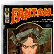 Comics - FANTOM Nº 13 VÉRTICE 1973 - 120576039