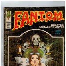 Comics - FANTOM Nº 9 VÉRTICE 1973 - 120576171