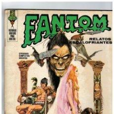 Comics - FANTOM Nº 8 VÉRTICE 1972 - 120576359