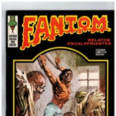 Cómics: FANTOM Nº 7 VÉRTICE 1972. Lote 120577307