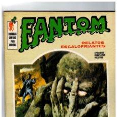 Cómics: FANTOM Nº 5 VÉRTICE 1972. Lote 120577855