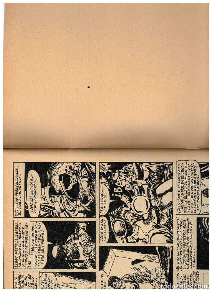 Cómics: FANTOM Nº 5 VÉRTICE 1972 - Foto 3 - 120577855