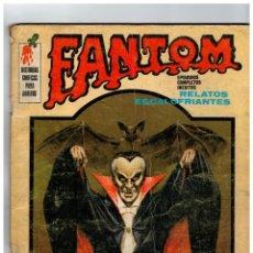 Comics - FANTOM Nº 3 VÉRTICE 1972 - 120578095