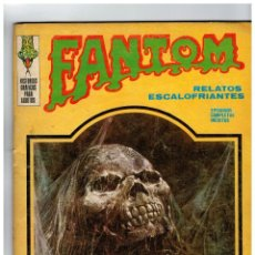 Cómics: FANTOM Nº 10 VÉRTICE 1973. Lote 120578687
