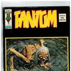 Cómics: FANTOM V.2 Nº 5 VÉRTICE 1974. Lote 120578883