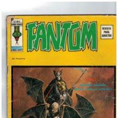 Cómics: FANTOM V.2 Nº 6 VÉRTICE 1974. Lote 120579011