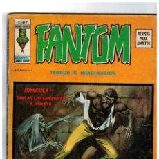 Cómics: FANTOM V.2 Nº 7 VÉRTICE 1974. Lote 120579367