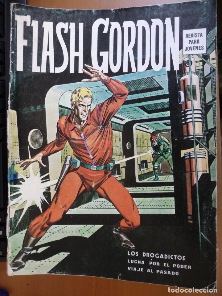 Cómics: FLASH GORDON. VÉRTICE. VOL 1. COMPLETA!! - Foto 5 - 120584807