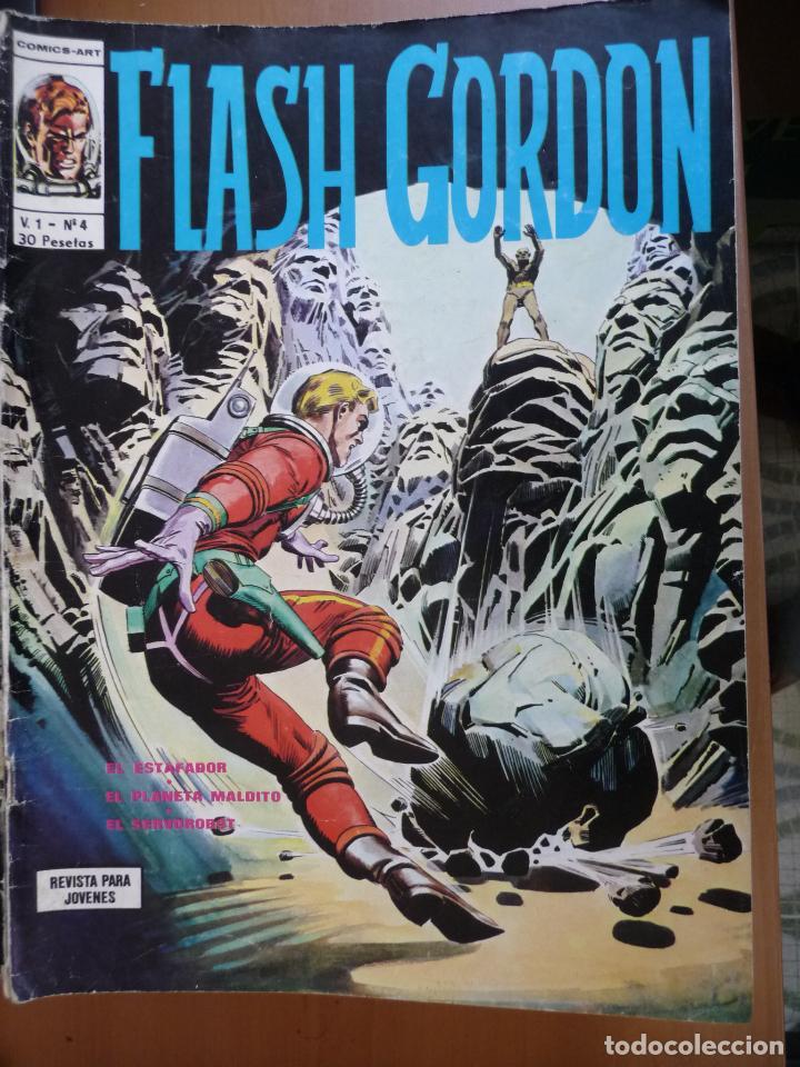 Cómics: FLASH GORDON. VÉRTICE. VOL 1. COMPLETA!! - Foto 7 - 120584807