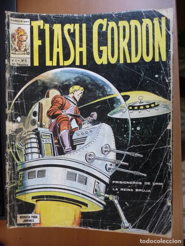 Cómics: FLASH GORDON. VÉRTICE. VOL 1. COMPLETA!! - Foto 8 - 120584807