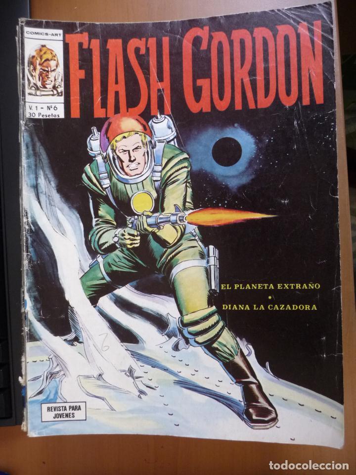 Cómics: FLASH GORDON. VÉRTICE. VOL 1. COMPLETA!! - Foto 9 - 120584807