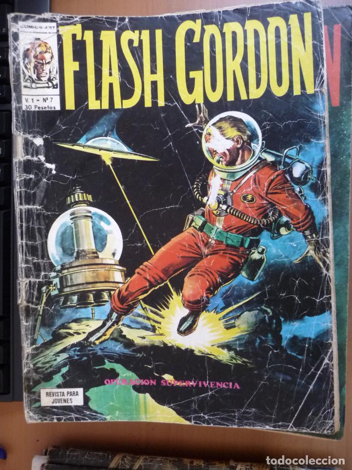 Cómics: FLASH GORDON. VÉRTICE. VOL 1. COMPLETA!! - Foto 10 - 120584807