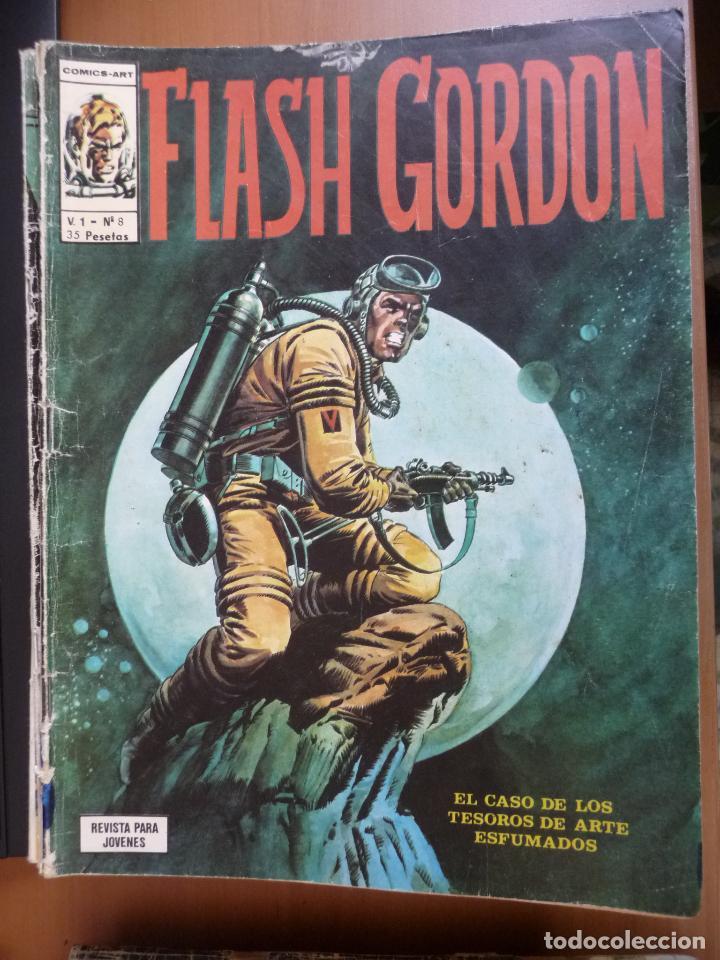 Cómics: FLASH GORDON. VÉRTICE. VOL 1. COMPLETA!! - Foto 11 - 120584807