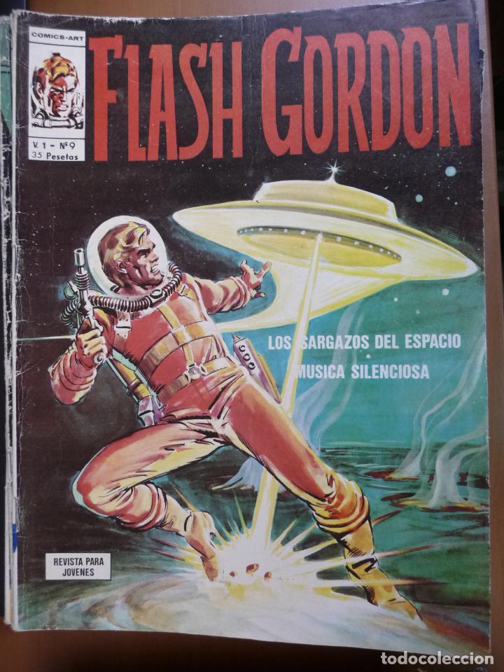 Cómics: FLASH GORDON. VÉRTICE. VOL 1. COMPLETA!! - Foto 12 - 120584807