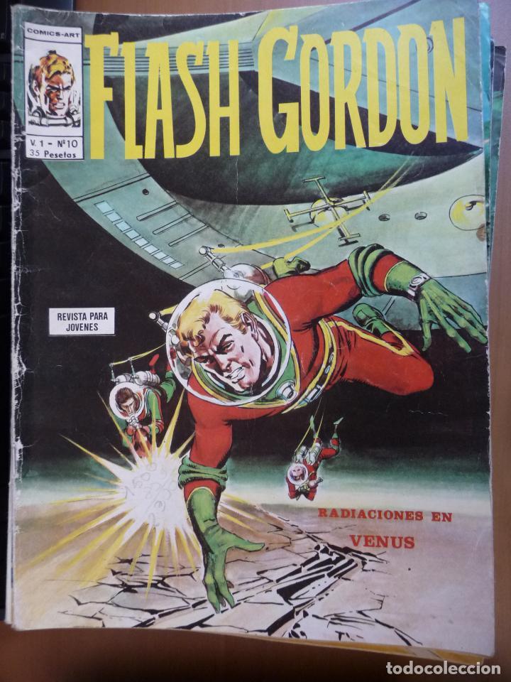 Cómics: FLASH GORDON. VÉRTICE. VOL 1. COMPLETA!! - Foto 13 - 120584807