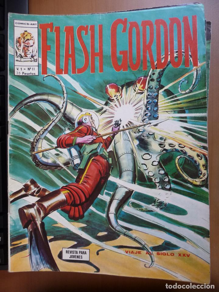 Cómics: FLASH GORDON. VÉRTICE. VOL 1. COMPLETA!! - Foto 14 - 120584807