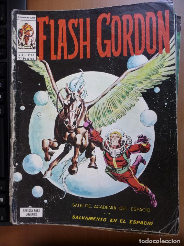 Cómics: FLASH GORDON. VÉRTICE. VOL 1. COMPLETA!! - Foto 15 - 120584807
